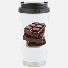 Chocolate Stainless Steel Travel Mug