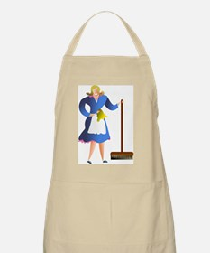 Housewife BBQ Apron