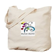 Move More! Tote Bag