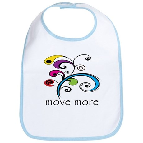 Move More! Bib