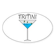 Tritini Decal
