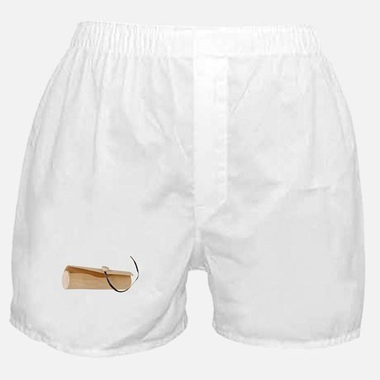 Wooden Tubular Envelope Boxer Shorts