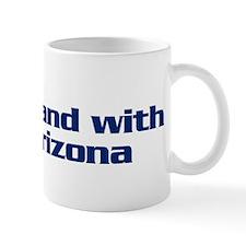 SB1070 - I Stand With Arizona Mug