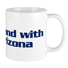 SB1070 - I Stand With Arizona Mug