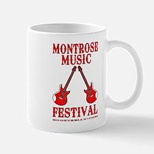 Montrose Music Festival Mug