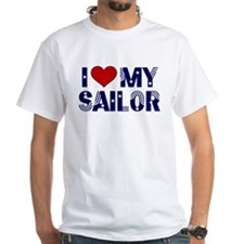 I love (heart) my Sailor Shirt