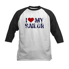 I love (heart) my Sailor Tee