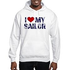 I love (heart) my Sailor Hoodie