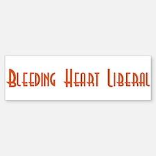 Liberal Bumper Bumper Bumper Sticker