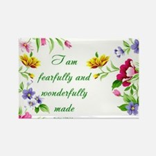 Fearfully and wonderfully made Magnets