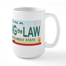 AZ Law Mug