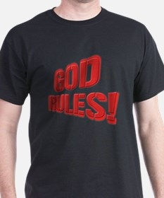 God Rules! T-Shirt