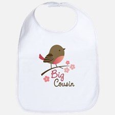 Big Cousin - Mod Bird Bib
