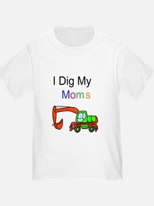 Dig my Lesbian Moms T