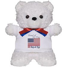 Proud Flag Teddy Bear