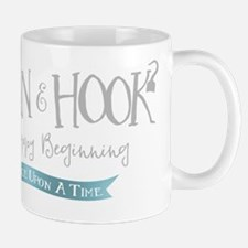 OUAT Swan Hook Happy Beginning Mugs