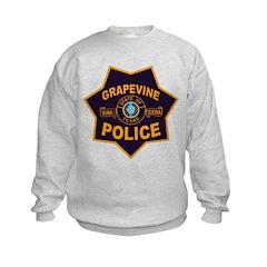 Grapevine Police Sweatshirt