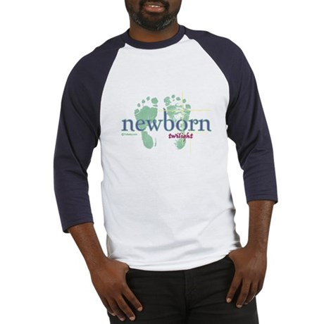 Twilight Newborn from Twibaby.com Baseball Jersey