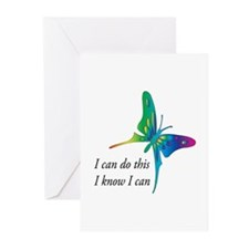 Butterfly Beauty Greeting Cards (Pk of 20)