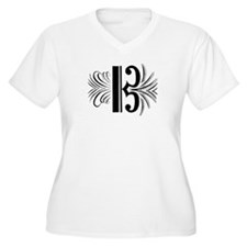 Unique C clef T-Shirt