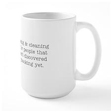 Cooking & Cleaning Mug
