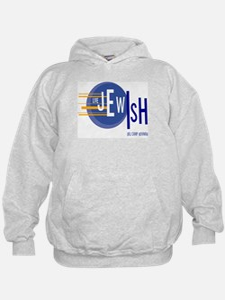 Live Jewish Hoodie