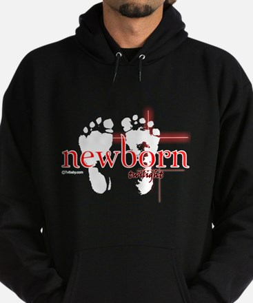 Twilight Newborn from Twibaby Hoodie (dark)