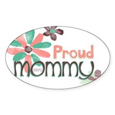 Proud Mommy Decal