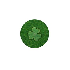 Clover Mini Button