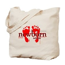 Twilight Newborn by Twibaby Tote Bag
