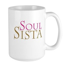 """Soul Sista"" Mug"