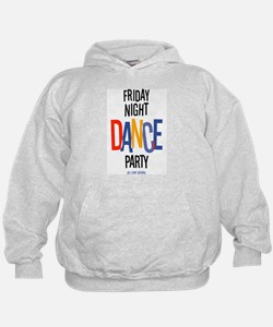 Friday Night Dance Party Hoodie