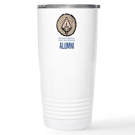 Alumni Stainless Steel Travel Mug