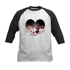 Twilight Newborn Heart Flowers by Twibaby Tee