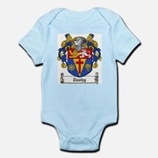 Tuohy Family Crest Infant Creeper