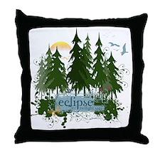 Twilight Eclipse by UTeezSF.com Throw Pillow