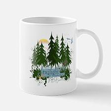 Twilight Forks WA Small Small Mug