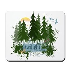 Twilight Forks WA Mousepad