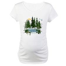 Twilight Forks WA Shirt
