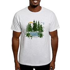 Twilight Forks WA T-Shirt