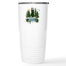 Twilight Forks WA Travel Mug