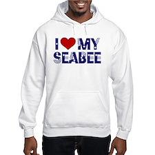 I love (heart) my Seabee Jumper Hoody