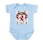 Talbot Family Crest Infant Creeper
