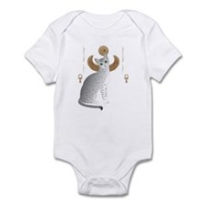 Cute Egyptian mau Infant Bodysuit