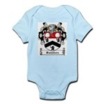 Saunders Family Crest Infant Creeper