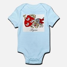 Ryan Family Crest Infant Creeper