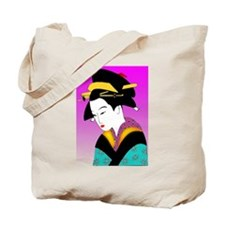 Unique Asian Tote Bag