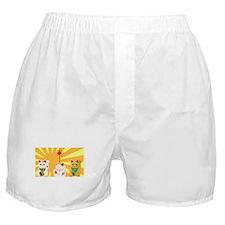 Lucky Cats Boxer Shorts