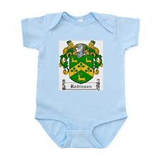 Irish Robinson Family Crest Infant Creeper