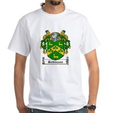 Irish Robinson Family Crest Shirt